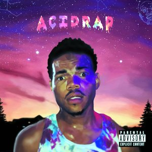 Acid Rap artwork