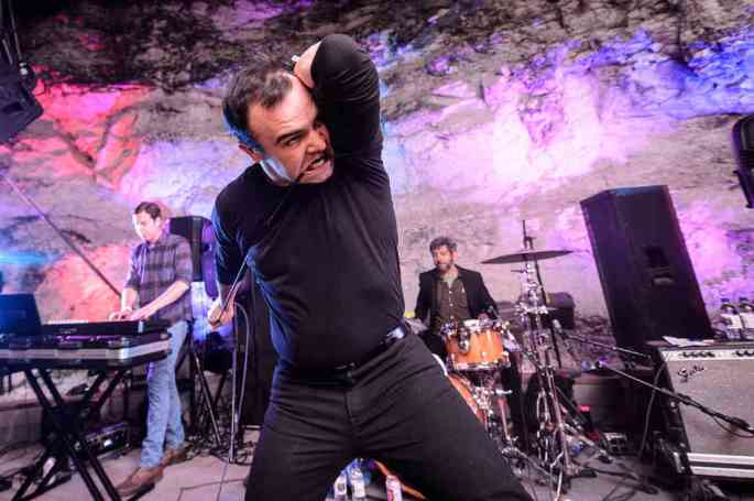 Future Islands (courtesy NPR)